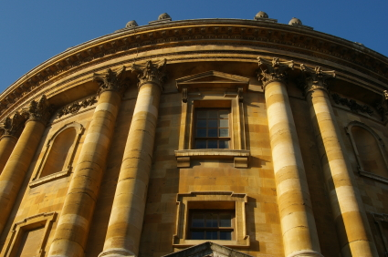 Bodleian Library Builds Arch to Future