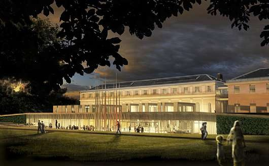 New Wing Set for Maritime Museum