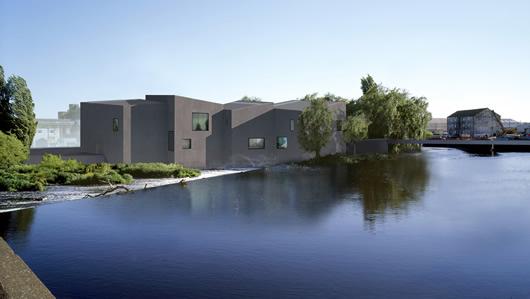 Hepworth Wakefield to Open in 2010