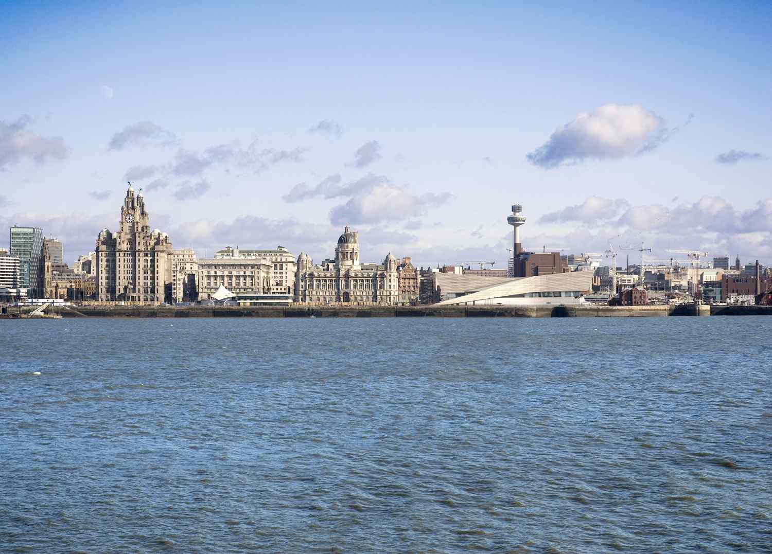 Building the Museum of Liverpool