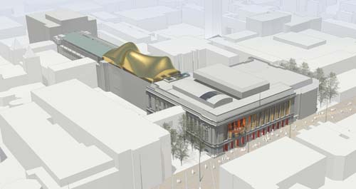 Ambitious Future for Science Museum