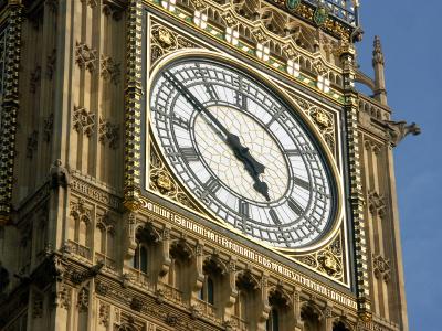 Houses of Parliament: Elizabeth Tower Exhibition Design Services