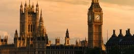 Houses of Parliament: Tour Guide Services
