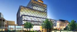 A Huge New Library for Birmingham