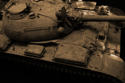 Tank Museum To Conserve the Past