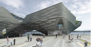 Japanese Architect Kengo Kuma to Design V&A Dundee