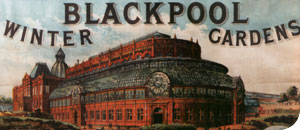 Blackpool Winter Gardens: Condition Survey of Listed Structures