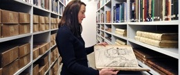 Maritime Museum and Rackline Transform New Archive