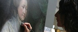 National Army Museum: Oil Paintings and Frames Conservation