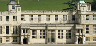 Reconnecting Audley End