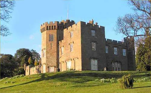 Balloch Castle: Historic Buildings Contractors (Award)