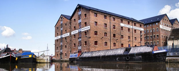 Gloucester Waterways Museum: Exhibition Design
