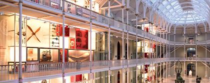National Museums of Scotland: Exhibition Designer Phase 4 (Award)