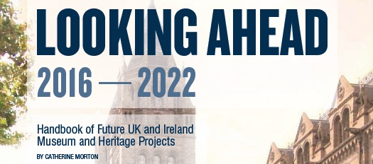 Looking Ahead Book Published: Profiles 121 New Projects for 2016-22
