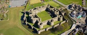 Beaumaris Castle: Ticket Office Alterations