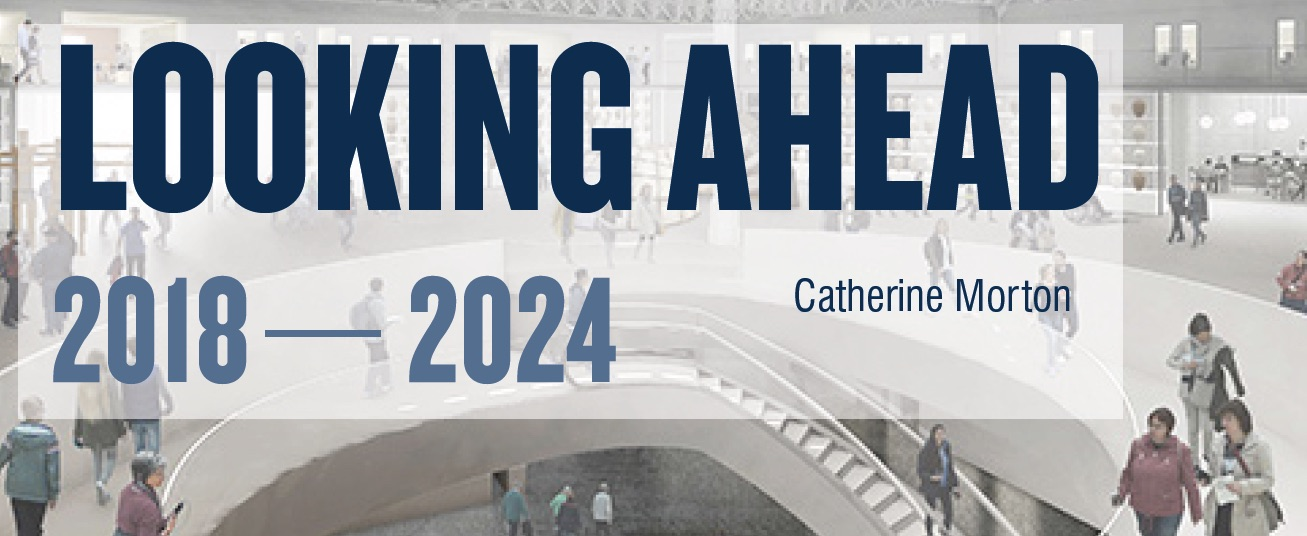 New Publication Ready Now: Looking Ahead 2018-2024