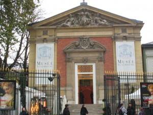 Musée du Luxembourg, Paris: Temporary Exhibition Fit-Out (4 Lots)