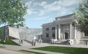 National Music Museum visualisation