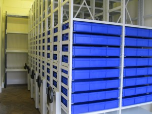 Geology storage