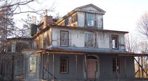 Dr. Oliver Bronson House Hudson NY