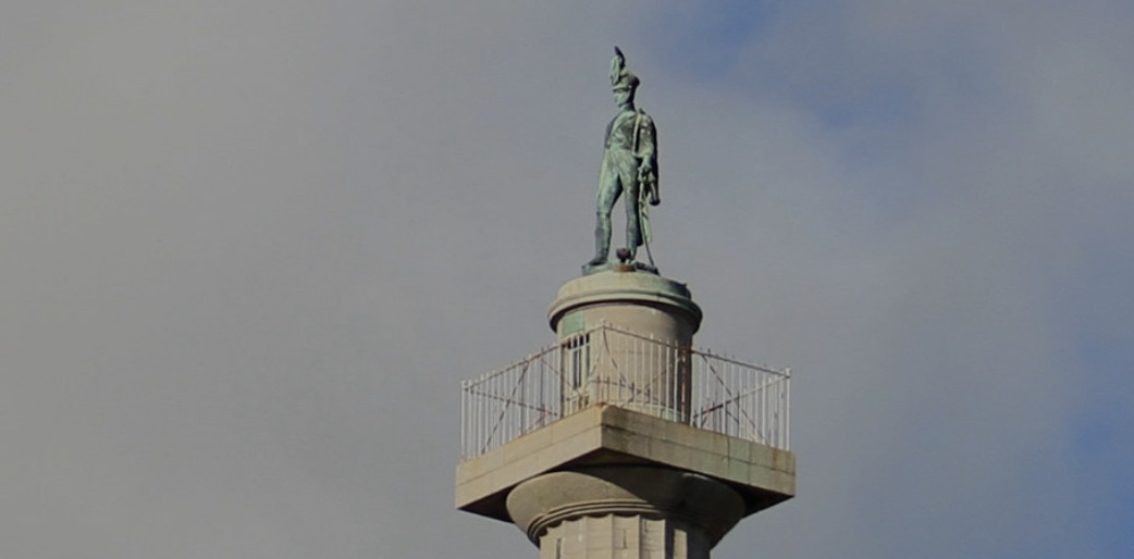Marquess of Anglesey's Column: Business Activity and Interpretation Planning Support