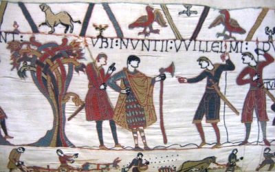 French Ministry of Culture: Bayeux Tapestry Restoration Feasibility Study