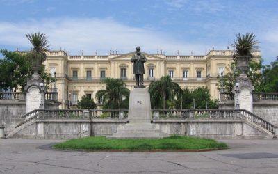 Museu Nacional Brazil: Phoenix Project