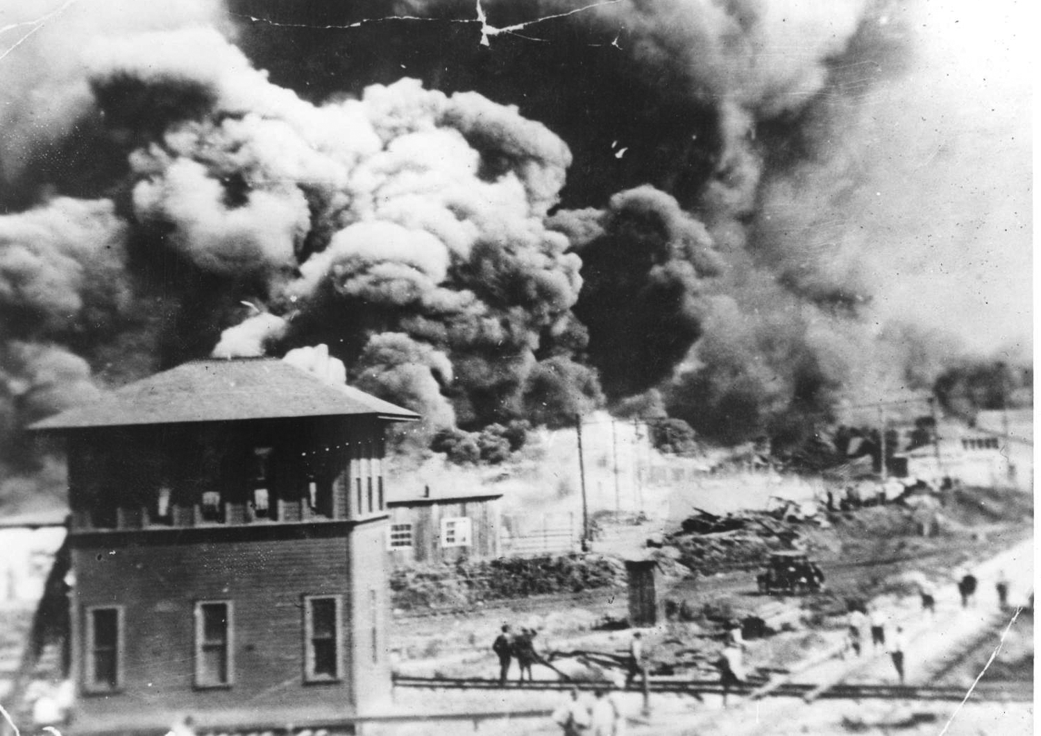 City of Tulsa: Archaeologists to assist with the 1921 Tulsa Race Massacre Investigation